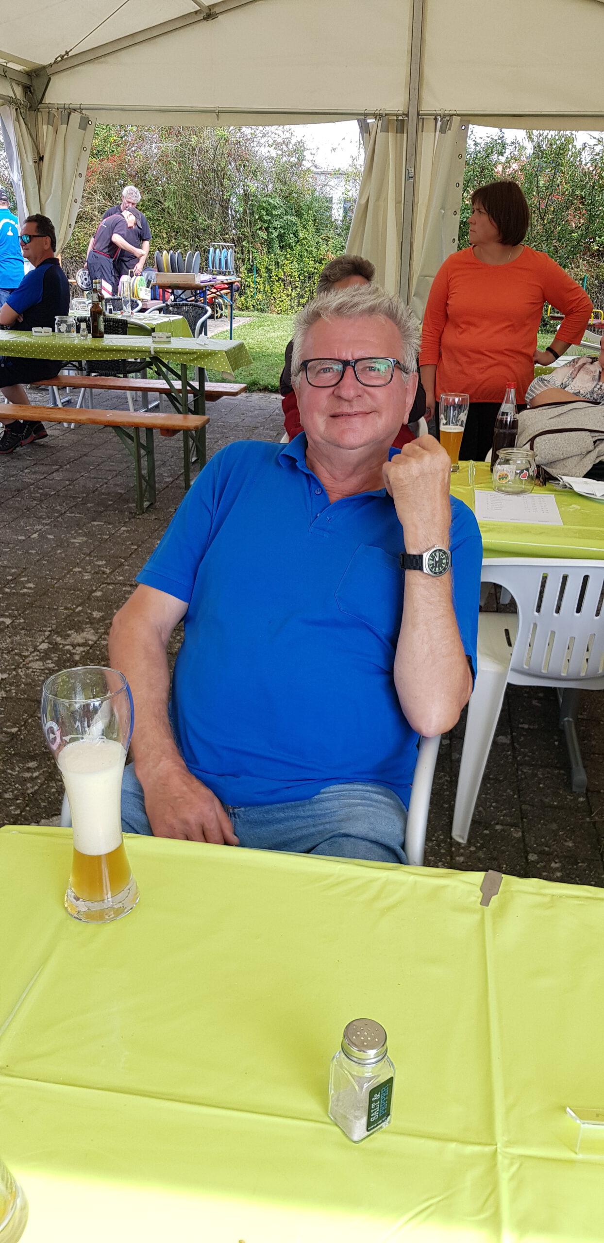 Chef von Neumühle, unser Paul